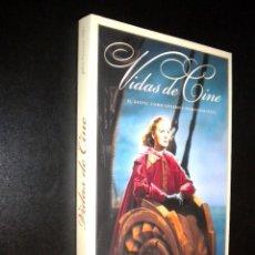 Libros de segunda mano: VIDAS DE CINE / GLORIA CAMARERO. Lote 57652164
