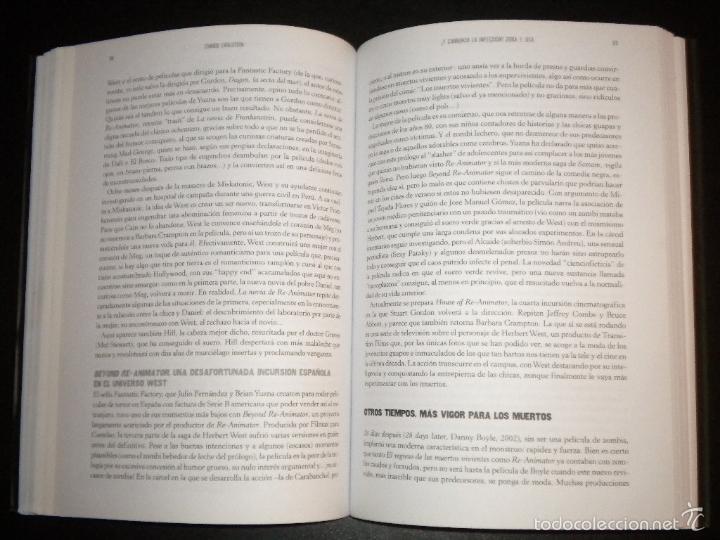 Libros de segunda mano: zombie evolution / el libro de los muertos vivientes en el cine / jose manuel serrano cueto - Foto 3 - 57653600