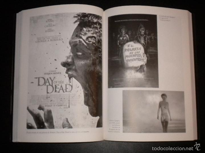 Libros de segunda mano: zombie evolution / el libro de los muertos vivientes en el cine / jose manuel serrano cueto - Foto 4 - 57653600