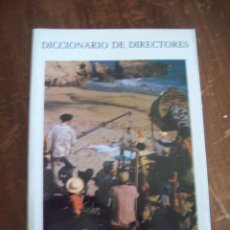 Libros de segunda mano: JUAN CARLOS RENTERO (COORD.), DICCIONARIO DE DIRECTORES.. Lote 57705599