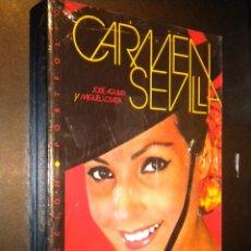 Libros de segunda mano: CARMEN SEVILLA / JOSE AGUILAR Y MIGUEL LOSADA. Lote 57756609