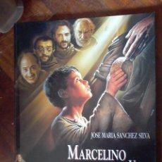Libros de segunda mano: MARCELINO PAN Y VINO- ESPASA CALPE- 1991. Lote 57925772