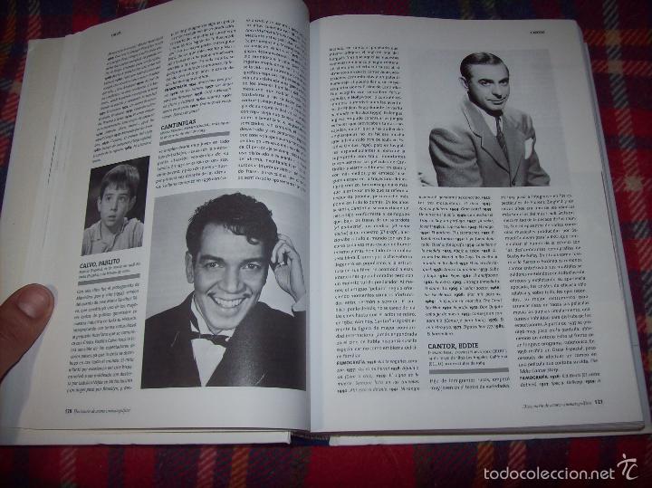DICCIONARIO DE ACTORES CINEMATOGRÁFICOS.MANUEL GUTIÉRREZ .T&B EDITORES. 1ª EDICIÓN 2004. VER FOTOS. (Libros de Segunda Mano - Bellas artes, ocio y coleccionismo - Cine)