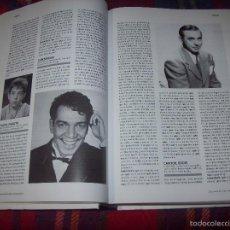Libros de segunda mano: DICCIONARIO DE ACTORES CINEMATOGRÁFICOS.MANUEL GUTIÉRREZ .T&B EDITORES. 1ª EDICIÓN 2004. VER FOTOS.. Lote 57941401