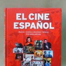 Libros de segunda mano: EL CINE ESPAÑOL, LAROUSSE, HISTORIA, ACTORES, DIRECTORES, GENEROS, . Lote 58577411
