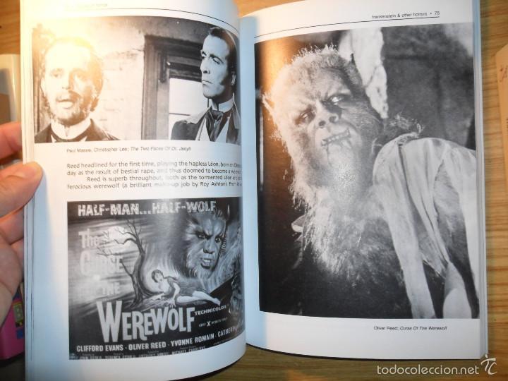 Libros de segunda mano: House of horror - The complete Hammer films story - Creation cinema nº 6 - cine de terror- en inglés - Foto 4 - 58631194