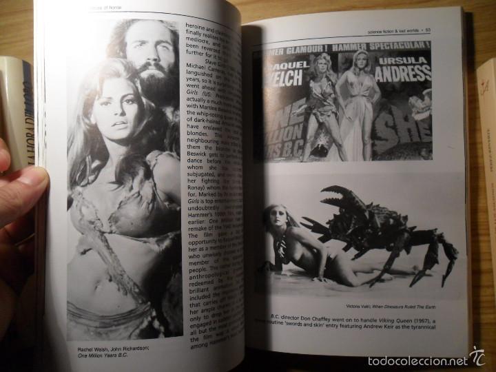 Libros de segunda mano: House of horror - The complete Hammer films story - Creation cinema nº 6 - cine de terror- en inglés - Foto 5 - 58631194