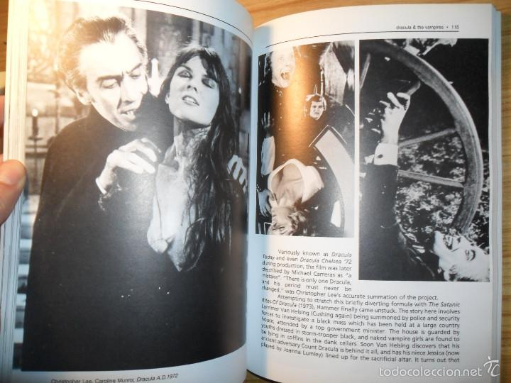 Libros de segunda mano: House of horror - The complete Hammer films story - Creation cinema nº 6 - cine de terror- en inglés - Foto 7 - 58631194