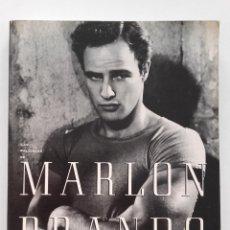 Libros de segunda mano: LAS PELICULAS DE MARLON BRANDO - TONY THOMAS - EDITORIAL ODIN - 1995 - CINE. Lote 194242000