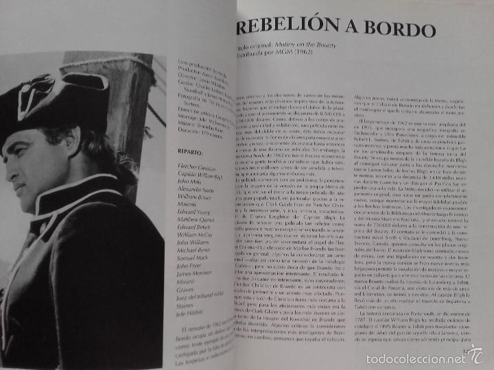 Libros de segunda mano: LAS PELICULAS DE MARLON BRANDO - TONY THOMAS - EDITORIAL ODIN - 1995 - CINE - Foto 4 - 194242000