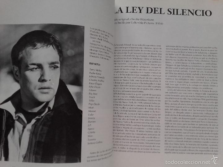 Libros de segunda mano: LAS PELICULAS DE MARLON BRANDO - TONY THOMAS - EDITORIAL ODIN - 1995 - CINE - Foto 6 - 194242000