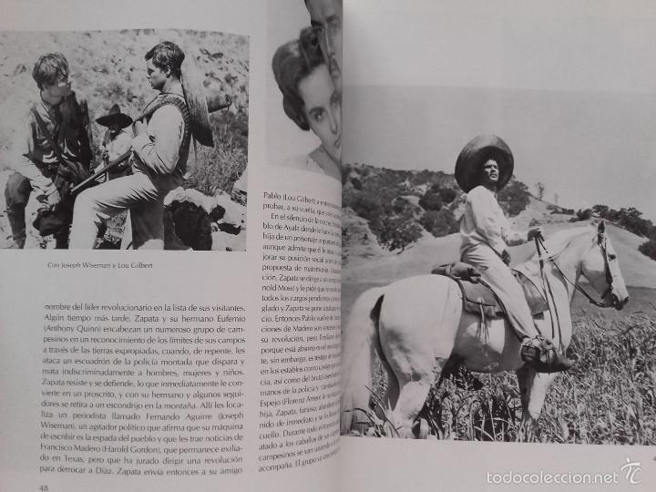 Libros de segunda mano: LAS PELICULAS DE MARLON BRANDO - TONY THOMAS - EDITORIAL ODIN - 1995 - CINE - Foto 7 - 194242000