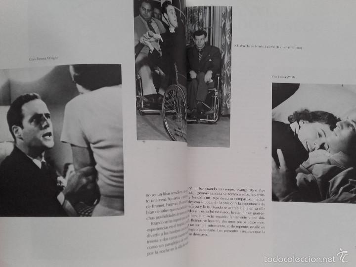 Libros de segunda mano: LAS PELICULAS DE MARLON BRANDO - TONY THOMAS - EDITORIAL ODIN - 1995 - CINE - Foto 9 - 194242000