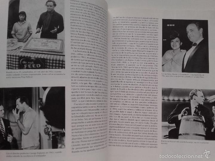 Libros de segunda mano: LAS PELICULAS DE MARLON BRANDO - TONY THOMAS - EDITORIAL ODIN - 1995 - CINE - Foto 10 - 194242000