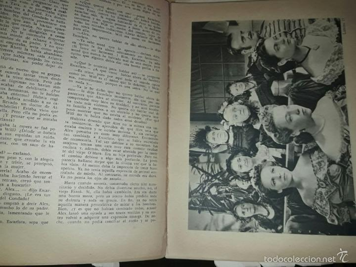 Libros de segunda mano: Libro Lo que el viento se llevo 1949 - Foto 3 - 59509699