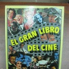 Libros de segunda mano: EL GRAN LIBRO DEL CINE. JOEL W. FINLER. EDITORIAL HMB.. Lote 59775812