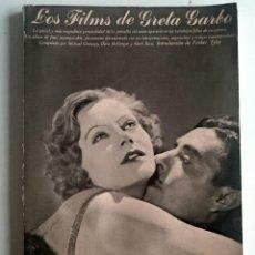 Libros de segunda mano: LOS FILMS DE GRETA GARBO . Lote 60003667