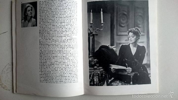Libros de segunda mano: LOS FILMS DE GRETA GARBO - Foto 4 - 60003667