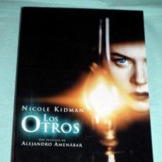 Libros de segunda mano: LOS OTROS - ALEJANDRO AMENÁBAR - EL LIBRO - SOGECINE. Lote 60148291