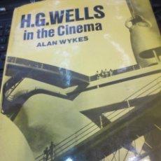 Libros de segunda mano: H. G. WELLS IN THE CINEMA ALAN WYKES AÑO 1977. Lote 60504439