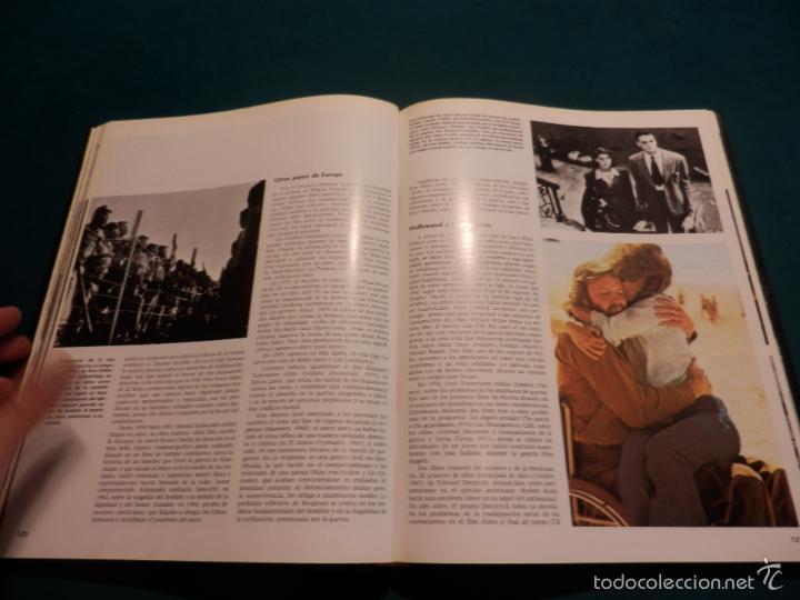 Libros de segunda mano: EL CINE - TOMO 4 (CINE DE GUERRA - CINE HISTÓRICO)) ENCICLOPEDIA SALVAT DEL 7º ARTE - Foto 4 - 60560519