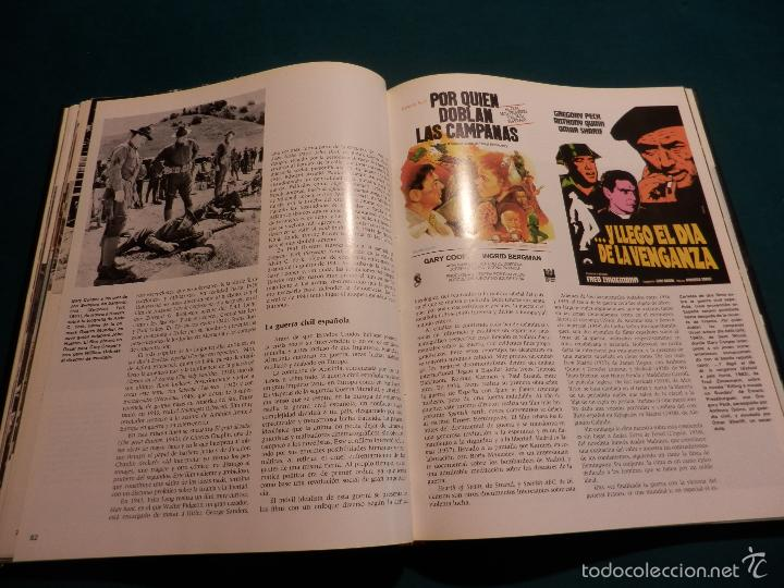 Libros de segunda mano: EL CINE - TOMO 4 (CINE DE GUERRA - CINE HISTÓRICO)) ENCICLOPEDIA SALVAT DEL 7º ARTE - Foto 5 - 60560519