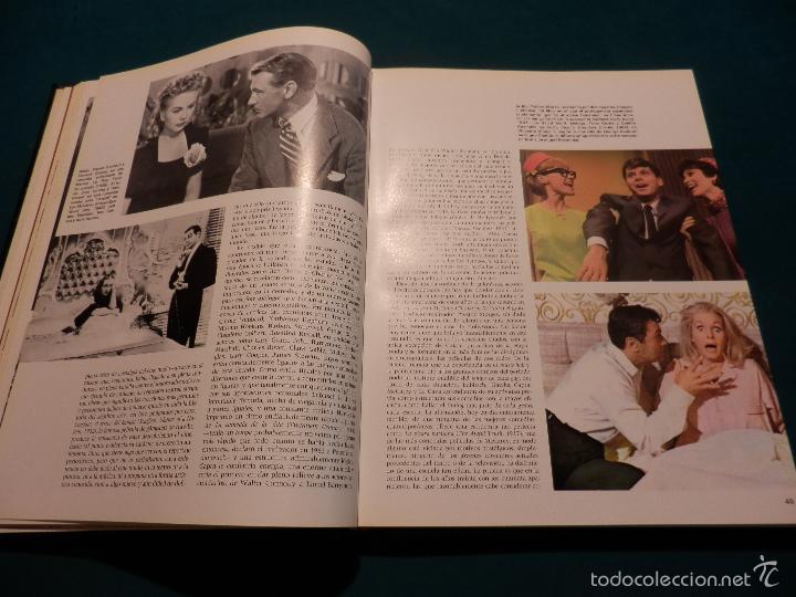 Libros de segunda mano: EL CINE - TOMO 3 (LA COMEDIA - CINE DOCUMENTAL - CINE PUBLICITARIO) ENCICLOPEDIA SALVAT DEL 7º ARTE - Foto 3 - 60560587