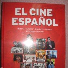 Libros de segunda mano: EL CINE ESPAÑOL. HISTORIA, ACTORES Y DIRECTORES, PRINCIPALES PELICULAS.... LAROUSSE. Lote 60768527