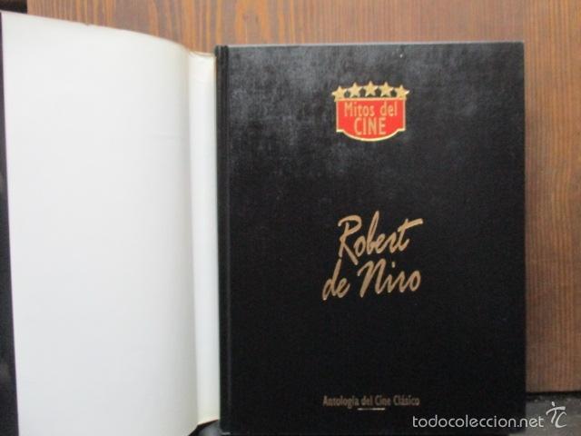 Libros de segunda mano: ANTOLOGIA DEL CINE CLASICO. TODAS LAS PELICULAS DE ROBERT DE NIRO. MITOS DEL CINE - Libro como nuevo - Foto 4 - 61646136