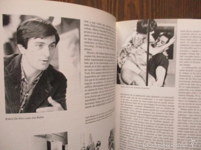 Libros de segunda mano: ANTOLOGIA DEL CINE CLASICO. TODAS LAS PELICULAS DE ROBERT DE NIRO. MITOS DEL CINE - Libro como nuevo - Foto 13 - 61646136