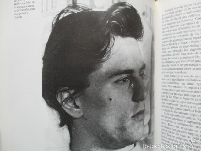 Libros de segunda mano: ANTOLOGIA DEL CINE CLASICO. TODAS LAS PELICULAS DE ROBERT DE NIRO. MITOS DEL CINE - Libro como nuevo - Foto 14 - 61646136