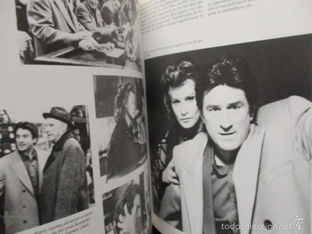Libros de segunda mano: ANTOLOGIA DEL CINE CLASICO. TODAS LAS PELICULAS DE ROBERT DE NIRO. MITOS DEL CINE - Libro como nuevo - Foto 19 - 61646136