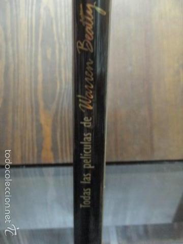 Libros de segunda mano: ANTOLOGIA DEL CINE CLASICO. TODAS LAS PELICULAS DE WARREN BEATTY - NUEVO Y PRECINTADO. - Foto 5 - 61646164