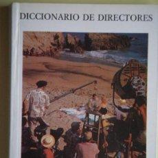 Libros de segunda mano: DICCIONARIO DE DIRECTORES - VARIOS AUTORES. - EDICIONES JC, 1992, 1ª EDICION (EXCELENTE, COMO NUEVO). Lote 61663476