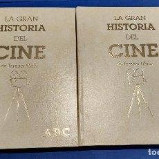 Libros de segunda mano: REVISTAS ENCUADERNADAS HISTORIA DEL CINE, DE TERENCI MOIX. COMPLETAS.. Lote 61784928
