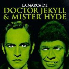 Libros de segunda mano: LA MARCA DOCTOR JEKYLL & MISTER HYDE. Lote 62138012