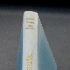 Libros de segunda mano: DICCIONARIO DEL CINE ESPAÑOL 1896-1966 FERNANDO VIZCAÍNO CASAS EDITORA NACIONAL AÑO 1968. Lote 62271312
