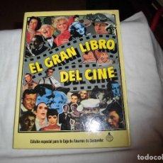 Libros de segunda mano: EL GRAN LIBRO DEL CINE.JOEL W.FINLER.EDITORIAL HMB 1979.EDITA CAJA DE AHORROS DE SANTANDER. Lote 62448108
