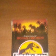 Libros de segunda mano: MICHAEL CRICHTON ---- JURASSIC PARK. Lote 63124864