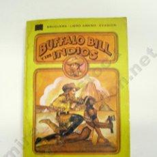 Libros de segunda mano: BUFFALO BILL Y LOS INDIOS - GUIÓN DE ALAN RUDOLPH Y ROBERT ALTMAN - BRUGUERA LIBRO AMENO EVASIÓN. Lote 65690102