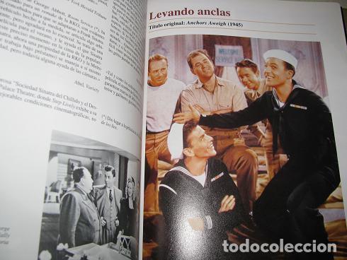 Libros de segunda mano: TODAS LAS PELICULAS DE FRANK SINATRA (ANTOLOGIA DEL CINE CLASICO) ¡¡OFERTA 3X2!! (LEER DESCRIPCION) - Foto 2 - 66013382