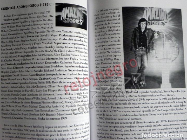 Libros de segunda mano: STEVEN SPIELBERG DE DUEL A MÚNICH EN BUSCA LA PELÍCULA PERFECTA LIBRO DIRECTOR CINE INDIANA JONES ET - Foto 7 - 66197070