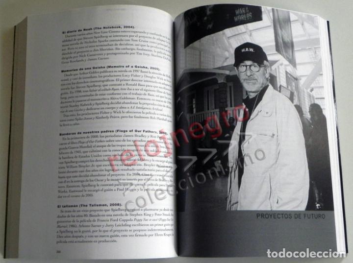 Libros de segunda mano: STEVEN SPIELBERG DE DUEL A MÚNICH EN BUSCA LA PELÍCULA PERFECTA LIBRO DIRECTOR CINE INDIANA JONES ET - Foto 8 - 66197070