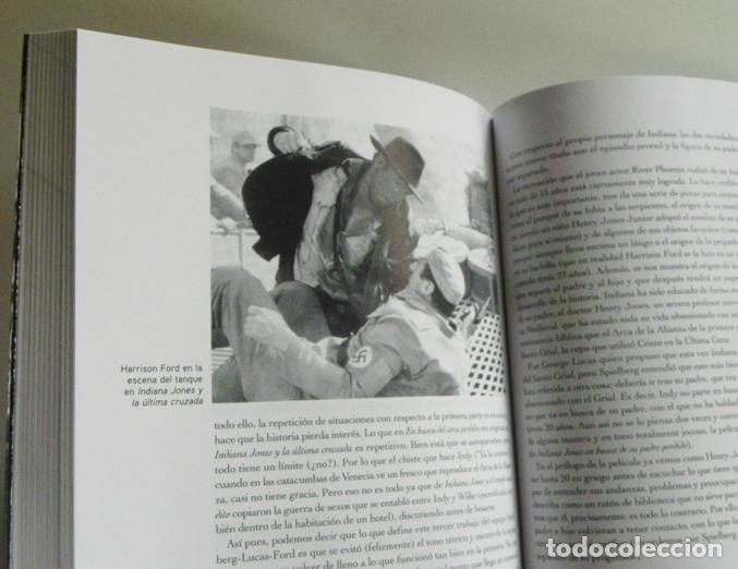 Libros de segunda mano: STEVEN SPIELBERG DE DUEL A MÚNICH EN BUSCA LA PELÍCULA PERFECTA LIBRO DIRECTOR CINE INDIANA JONES ET - Foto 9 - 66197070
