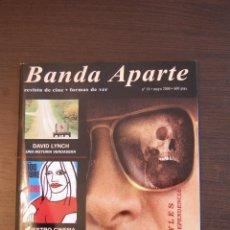 Libros de segunda mano: REVISTA CINE BANDA APARTE Nº 18. MAYO 2000. Lote 66751590