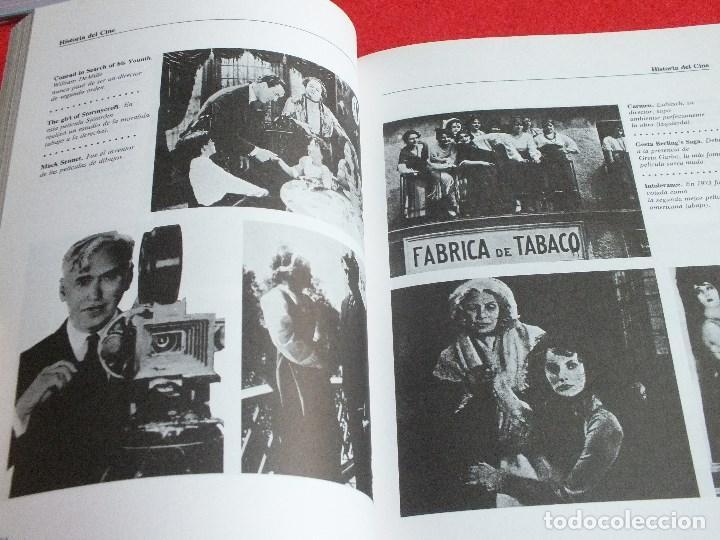 Libros de segunda mano: CINE HISTORIA DE CINE VOLUMEN I LOS COMIENZOS PELÍCULAS CINE MUDO COMIENZO CINE SONORO - Foto 5 - 67136221