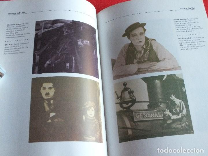 Libros de segunda mano: CINE HISTORIA DE CINE VOLUMEN I LOS COMIENZOS PELÍCULAS CINE MUDO COMIENZO CINE SONORO - Foto 7 - 67136221