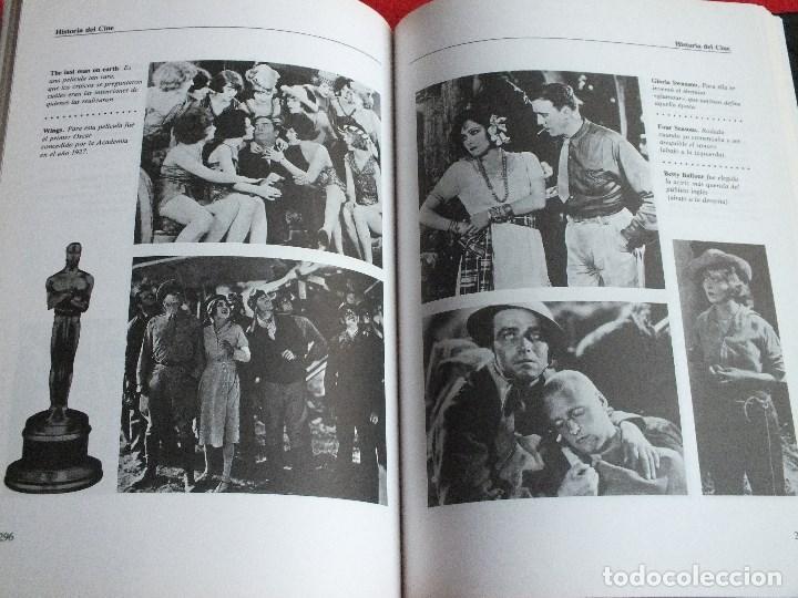 Libros de segunda mano: CINE HISTORIA DE CINE VOLUMEN I LOS COMIENZOS PELÍCULAS CINE MUDO COMIENZO CINE SONORO - Foto 8 - 67136221