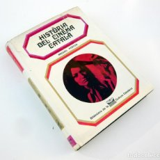Libros de segunda mano: HISTORIA DEL CINEMA CATALA / M. PORTER / ED. TABER 1969 / 1ª ED. / ILUSTRADO / CINE. Lote 67707053