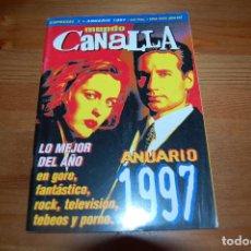 Libros de segunda mano: REVISTA MUNDO CANALLA 1997, ESPECIAL Nº 1. Lote 67848637